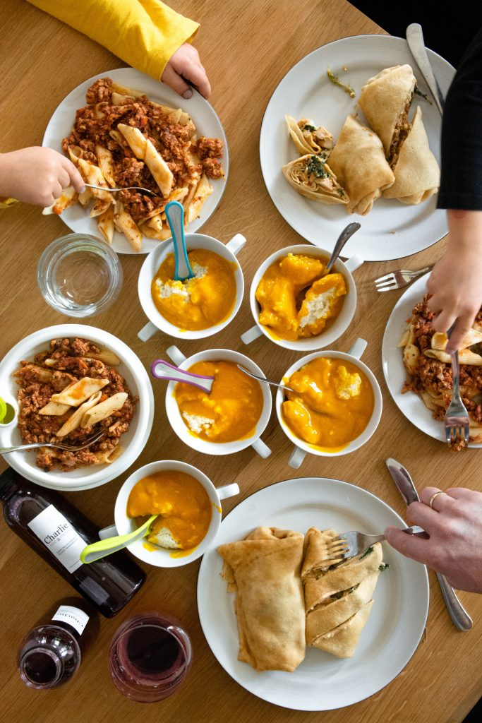 zdjęcia catering lifestyle
