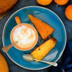 Ciasto dyniowo – mandarynkowe