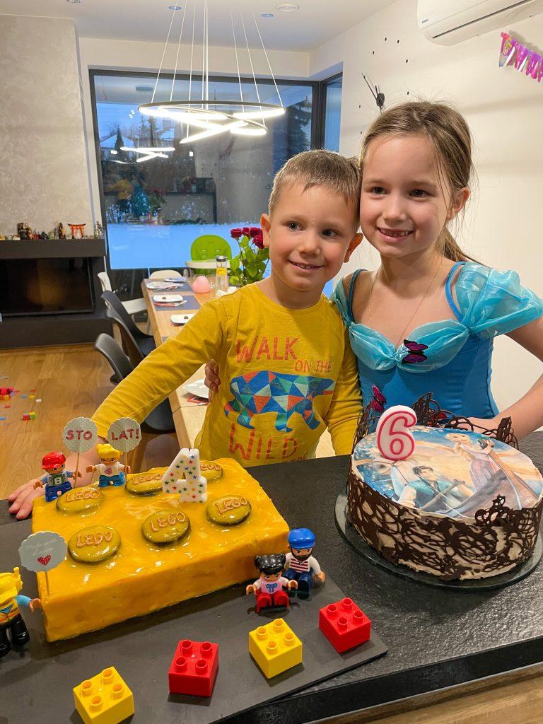 Torty dla dzieci bez masy cukrowej