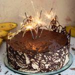 Chrupiąca warstwa do tortu z migdałów
