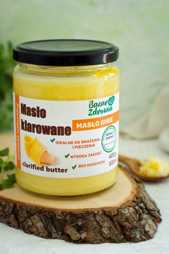 masło klarowane czy warto