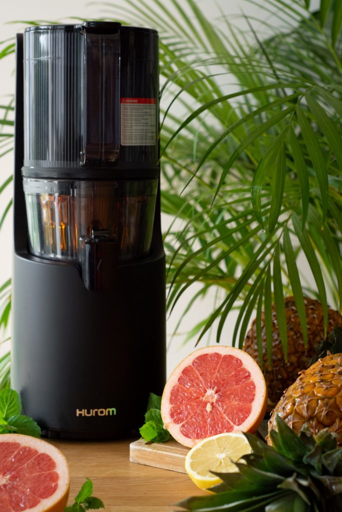 Wyciskarka Hurom H200 All in One test