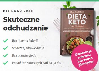 Dieta ketogeniczna przepisy jadłospis