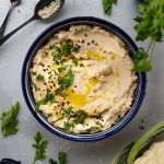 Hummus z kalafiora