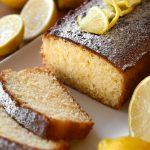 Chlebek cytrynowy w 15 minut