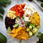 Sałatka meksykańska – prosta i szybka