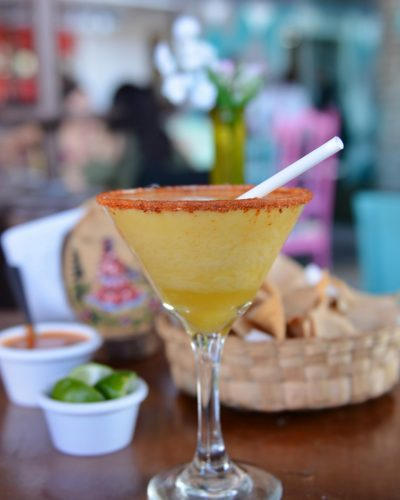 Margarita mango