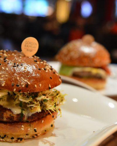 Gordon Ramsay Burger burger