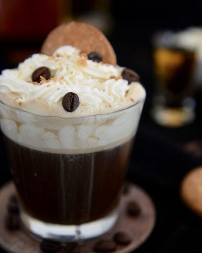 Kawa po irlandzku PRZEPIS proporcje