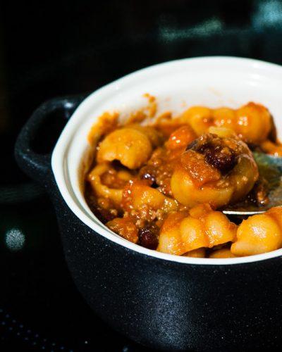 Pasta e fagioli czyli makaron z fasolą po włosku