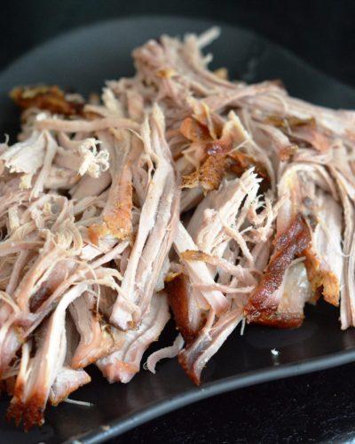 Pulled pork szarpana wieprzowina