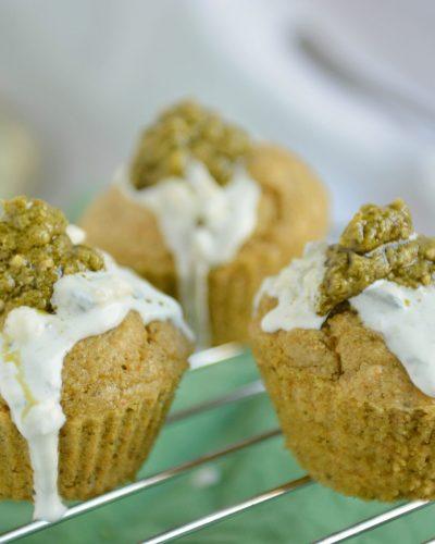 muffinki z kaszy manny
