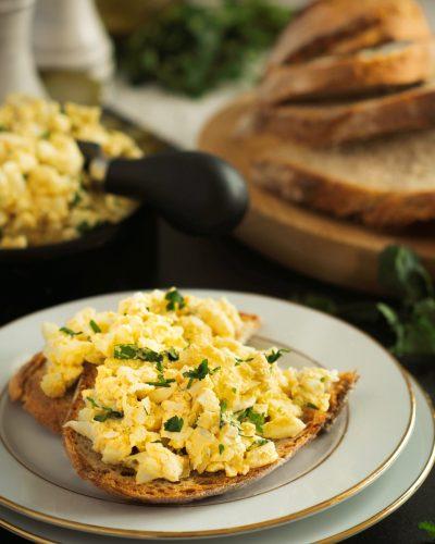 Pasta jajeczna na kanapki seler