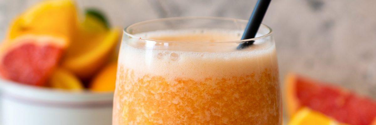 sok z cytrusów